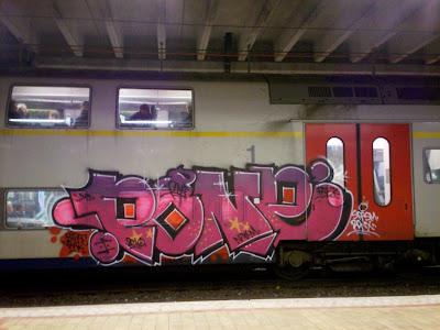 Pone graffiti