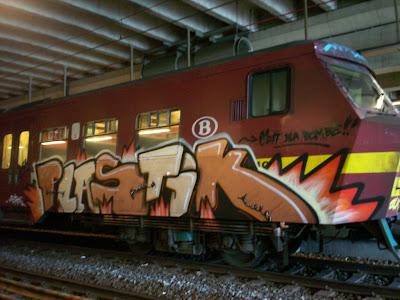 PlaStiK graffiti
