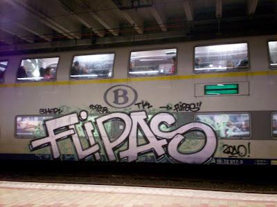 Flipas graffiti Sumer TK Eoler