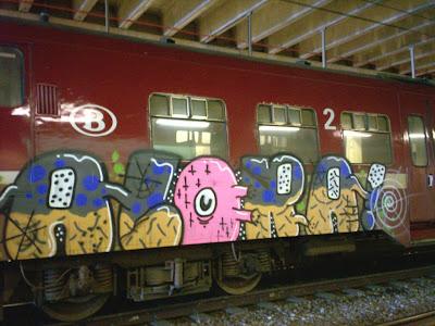 Alora graffiti