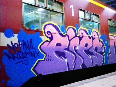 Ries graffiti