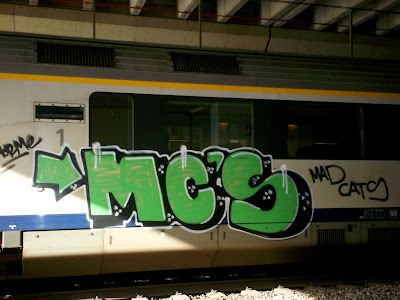 MCS Graffiti