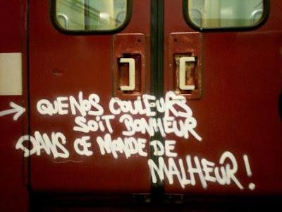 Graffiti gare Namur