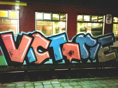 Victorie graffiti