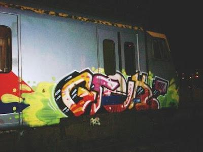 graffiti grek