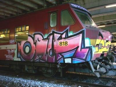 graffiti ORCK