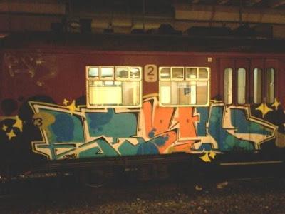 eksit graffiti