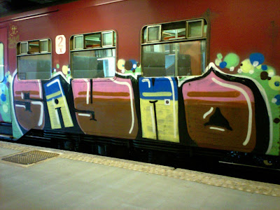 sayno graffiti