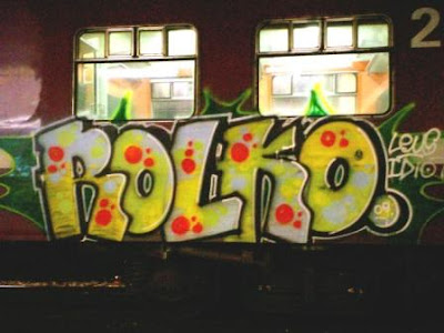 rolko graffiti