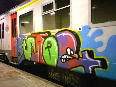mape graffiti