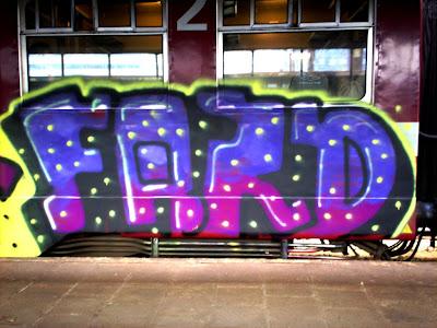 Graffiti-DVDs