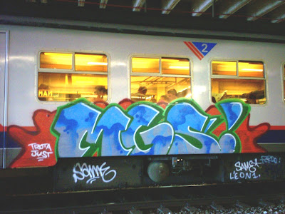 MGS graffiti