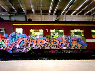 Horfé graffiti