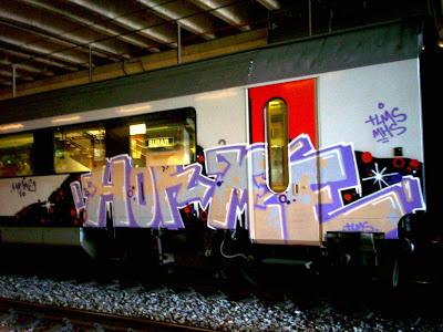 Horme TLMS graffiti