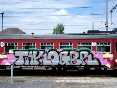 Tako graffiti