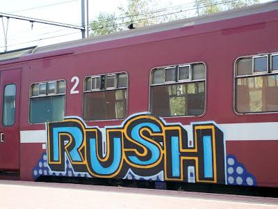 Rush crew