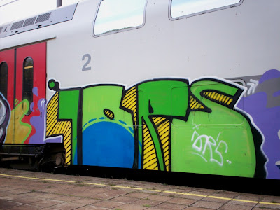 IOR graffiti Oic