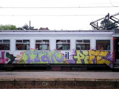OPC graffiti