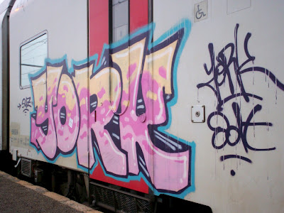 york english graffiti artist