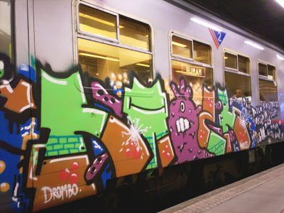 The graffiti crew