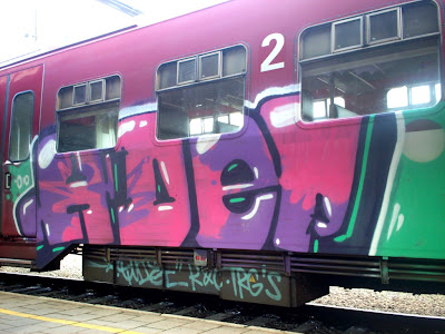 ADEP graffiti