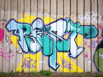 Namur graffiti Rest