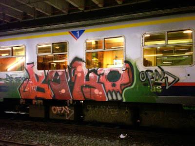 BAK graffiti