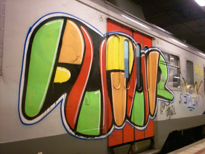 Futur graffiti
