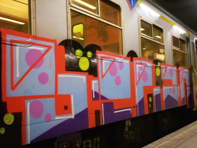 graffiti Seran