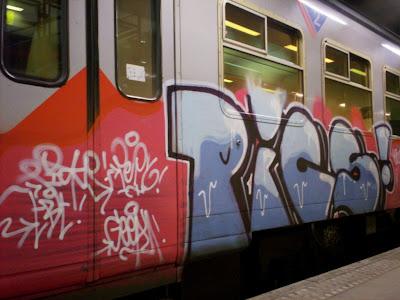 TBT graffiti