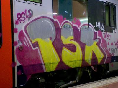 HAHA Graffiti