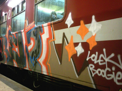 lolek graffiti