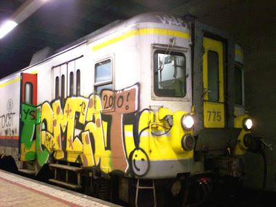 Tomcat graffiti