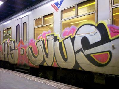 hs wus graffiti