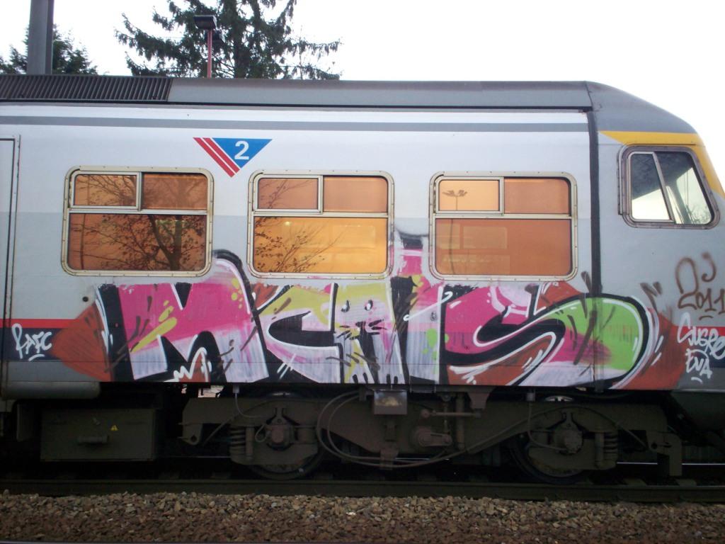 the trend of graffiti - photo #45