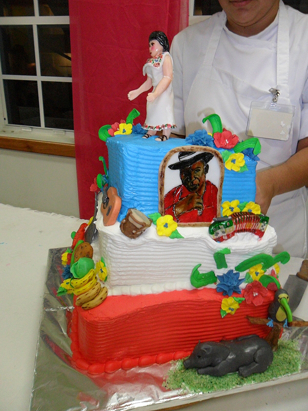 Cake Decorating Competition Winners : A Taste of Belize - Ambergris Caye Belize Message Board