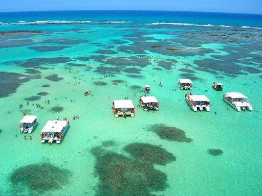 Everaldo dobl viagens e turismo praia de maragogi for Piscinas naturales maragogi