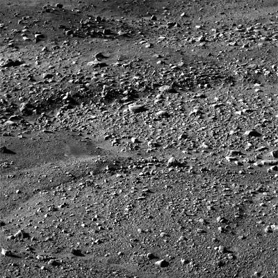 mars landscape phoenix lander probe
