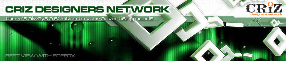 CRIZ DESIGNERS NETWORK
