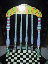 Close-Up of Fantasy Chair