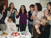 18 de Janeiro, a Catarina fez 15 anos