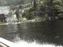 Passeio no Lago Como--Itália