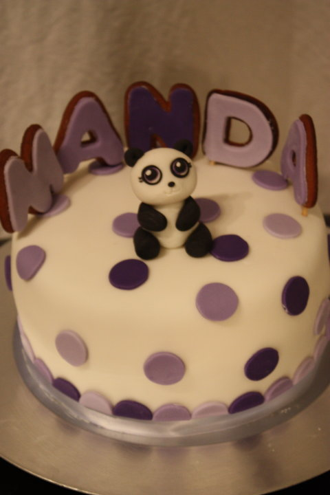 Mandav Birthday Cake