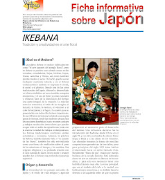 Introducción al Ikebana en Web-Japan