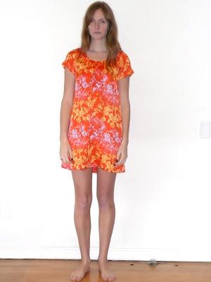 Hawaiian Dress on Goose Hawaiian Dress 98 00