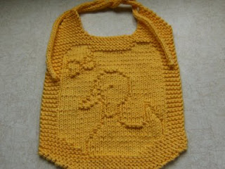 Baby Love Bib (Free Pattern) - Popular Blogs and Articles - Greasy