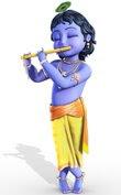 O Pequeno Krishna