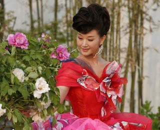 Chinese Soprano Song Zuying