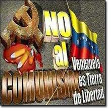 ¡NO AL COMUNISMO!