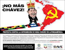 NO MAS CHAVEZ